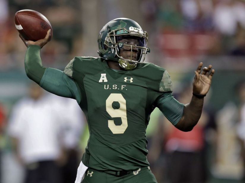 No. 22 USF Should have its way with Illinois