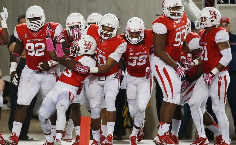 Best Week 4 games? Texas Tech at Houston; UCF atMaryland