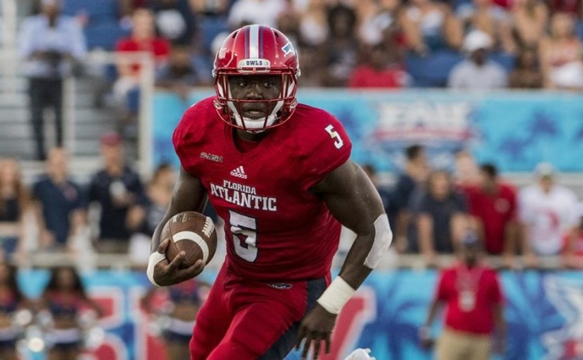 Week One G5 games to watch; Can FAU compete withOU?